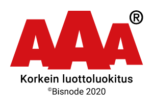 Korkein AAa luokitus 2020