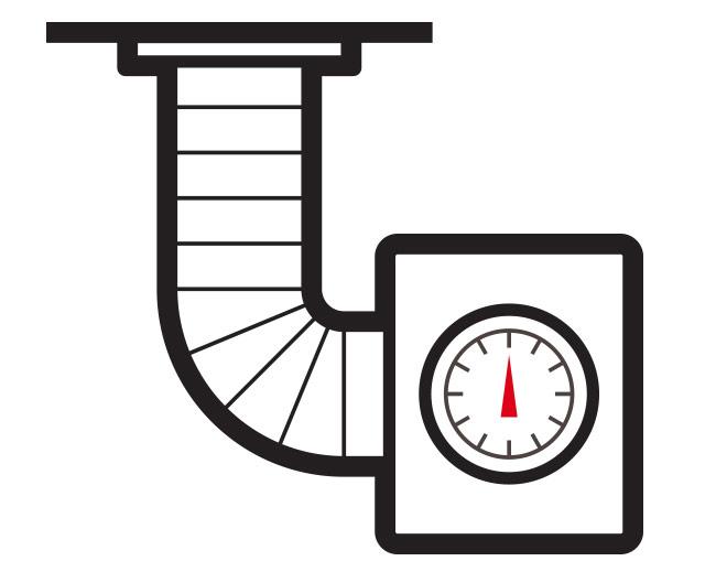 Ilmamäärien mittaus